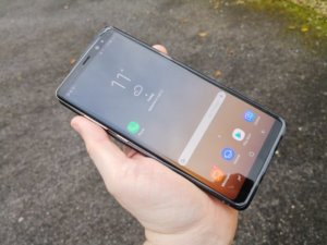 A week abroad with the Note 8