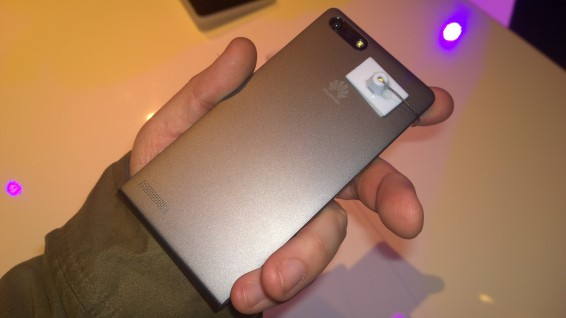 Hands on with the Huawei Ascend G6