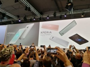 #MWC18 – The Sony XZ2 – Confirmed on #EE