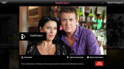 BBC iPlayer to allow mobile downloads