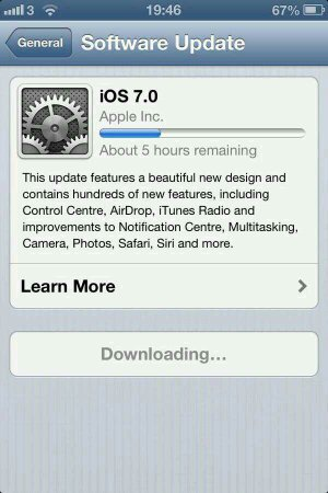 iOS 7 Send us your thoughts