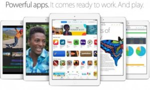 iPad Air available on Three tomorrow – All the details
