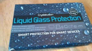 Crystalusion Liquid Glass – Protect your phone, even if you don't use a cover