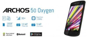 Archos 50 Oxygen Android phone – Initial impressions review