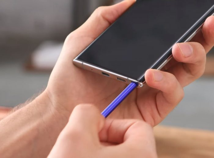 Well, hello there Samsung Galaxy Note10