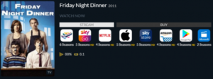 Home Active – Want to know where you can watch that TV show or movie?