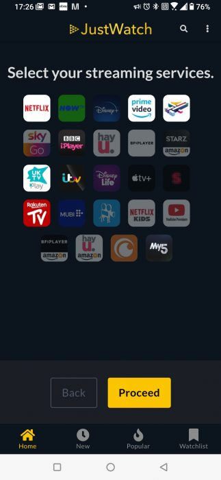 Home Active Want to know where you can watch that TV show or movie?