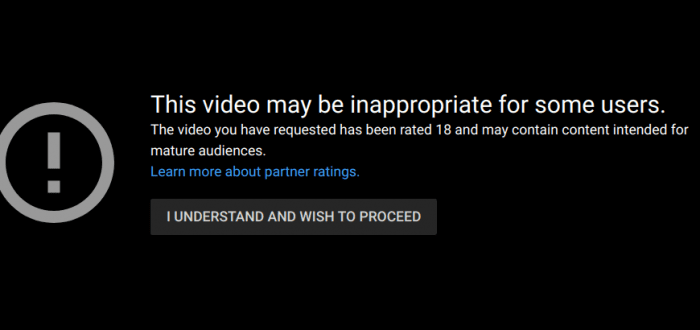 Is a film age appropriate? Streaming services cant agree.