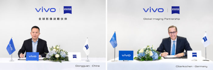ZEISS and Vivo to work together on upcoming smartphone camera tech