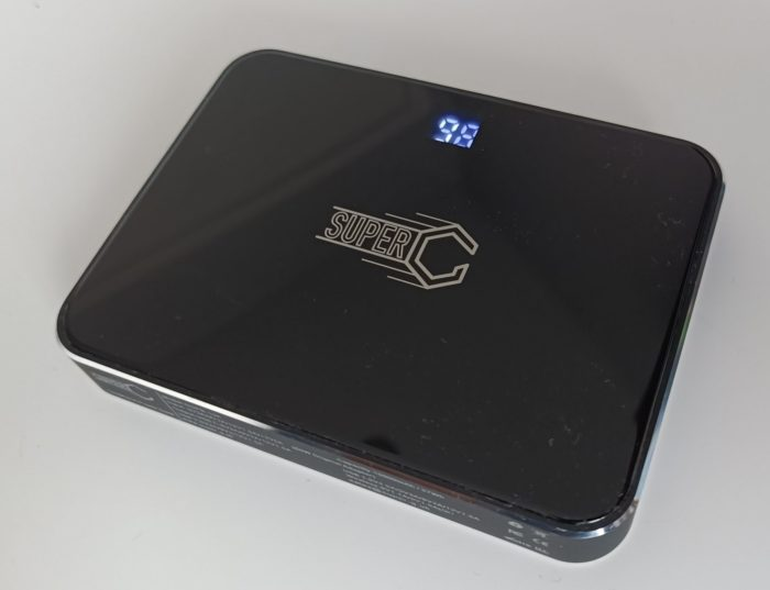 Super G Powerbank Review