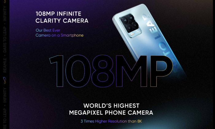 Realme 8 Pro launched along with a few accessories